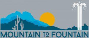 Mountain 2 Fountain 15k logo