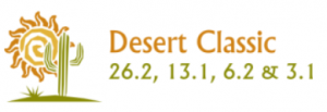 Desert Classic Marathon logo