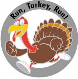 Run Turkey Run Logo