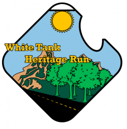 White Tank Finisher logo
